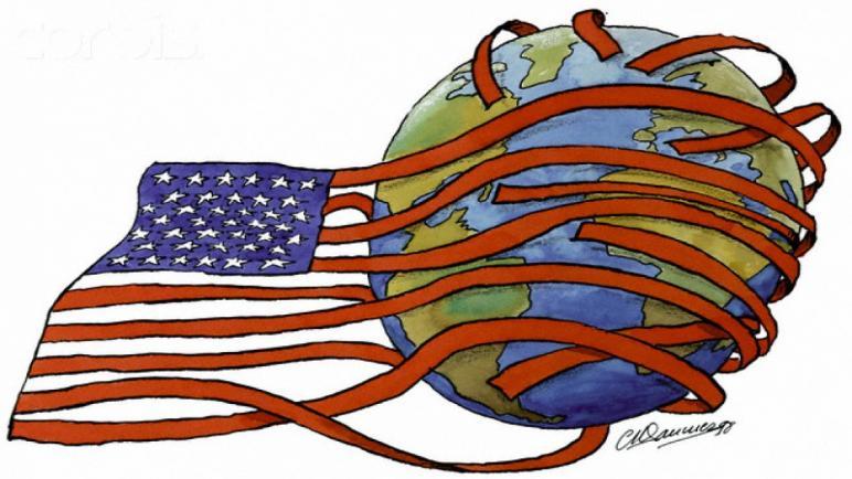 المشكلة في أمريكا وليس في رئيسها فقط