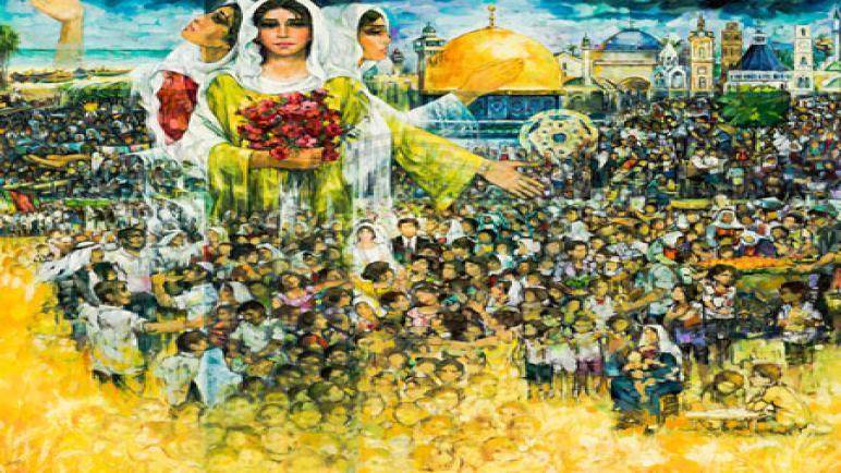مصادرة وتشويه الشعب الفلسطيني الحقيقي