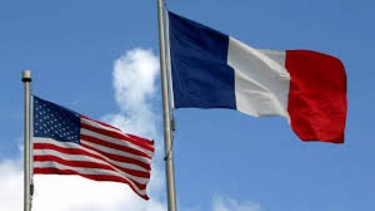 فرنسا أو الولايات المتحدة الامريكية