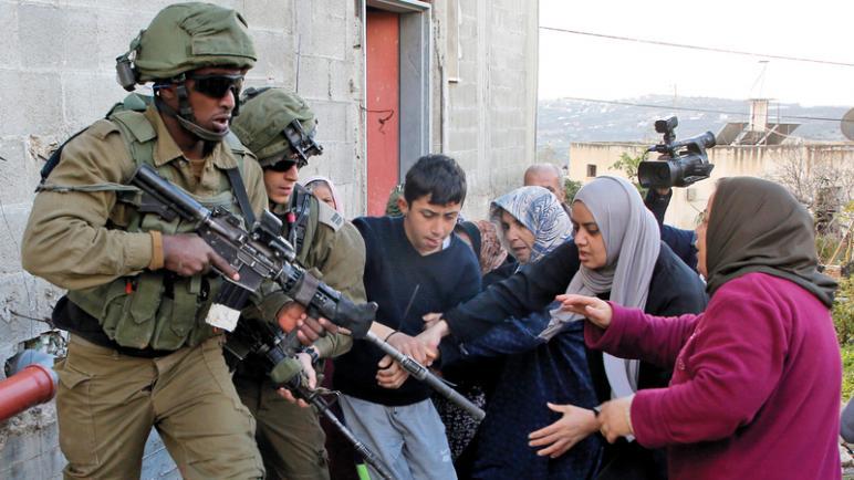 جرائم اسرائيل ضد الانسانية – مقاربة قانونية