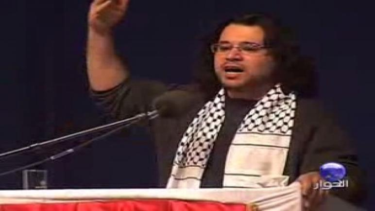 تميم البرغوثي – قصيدة: في القدس