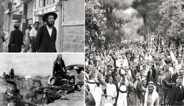 ما يجري في القدس معركة من حرب ممتدة منذ مائة عام