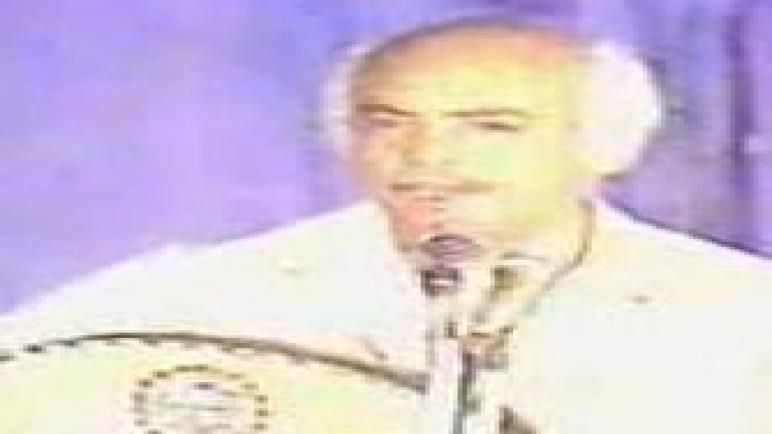 الشاعر والفنان الفلسطيني عبدالله حداد