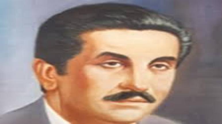 الشهيد القائد محمد يوسف النجار القائد العام لقواتالعاصفة
