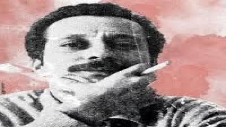 الأديب والمناضل الفلسطيني غسان كنفاني